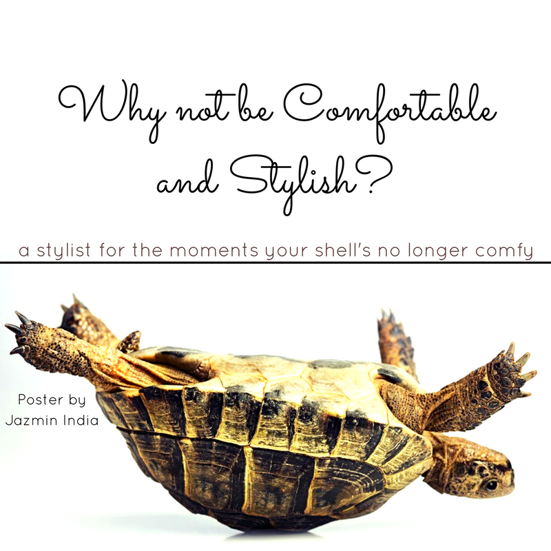 for when your shell's no longer comfy